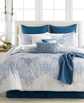 Sunham CLOSEOUT! Reverence 14-Pc. King Comforter Set