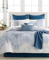 Sunham CLOSEOUT! Reverence 14-Pc. Queen Comforter Set