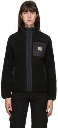Carhartt Work In Progress Black Prentis Jacket