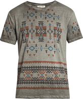 Valentino Geometric-print T-shirt
