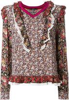 Diesel - floral print blouse