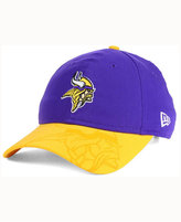 New Era Women's Minnesota Vikings Sideline LS 9TWENTY Cap