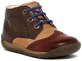 Naturino 1320 Nappa Spazzolata Sneaker (Toddler)