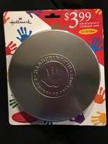 Hallmark Handprint Tin a Memory to Treasure