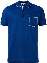 Salvatore Ferragamo chest pocket polo shirt - men - Cotton - XL
