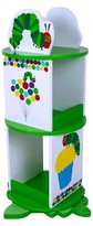 Levels of Discovery Very Hungry Caterpillar Revolving Bookcase - White