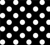 Graco SheetWorld Fitted Pack N Play Sheet - Primary Polka Dots Black Woven - Made In USA - 27 inches x 39 inches (68.6 cm x 99.1 cm)