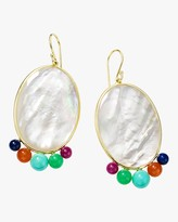 Ippolita Nova Medium Oval Beaded Earrings