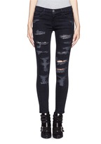 'The Stiletto' ripped skinny jeans