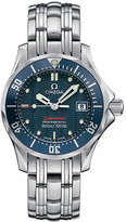 Omega Seamaster Diver 300m ladies' watch