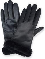 UGG Lea smart leather gloves