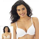 Lily of France Bras: Value 2-pk. Contour Bra 2179760 - Women's