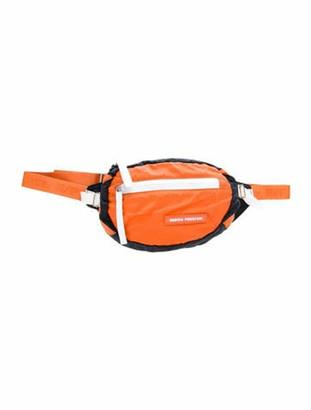 Heron Preston Nylon Waist Bag Orange