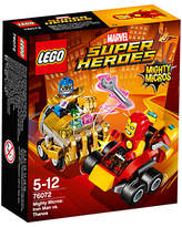 Lego Marvel Super Heroes 76072 Mighty Micros: Iron Man Vs Thanos