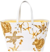 Thumbnail for your product : Versace starfish beach bag