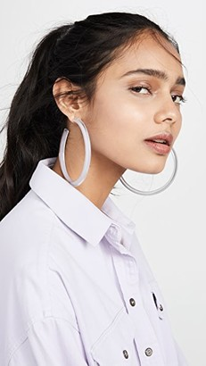 Alison Lou Large Jelly Hoops