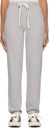 Amo Grey Cropped Lounge Pants