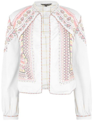 Biba Neon Embroidered Jacket