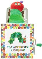 The Very Hungry Caterpillar The World of Eric Carle Jack in a Box