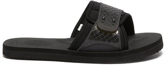 Suicoke Siv' Grid Mesh Single Band Slides