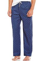 Michael Kors Logo Print Woven Pajama Pants