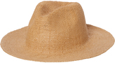 Rusty Deane Crushable Straw Hat Natural