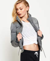 Superdry Luxe Sports Bomber Jacket