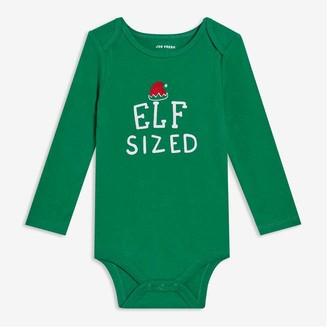 Joe Fresh Baby Boys' Graphic Bodysuit, Ivory (Size 3-6)