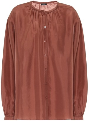 Joseph Bowell silk blouse