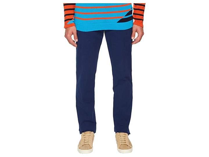 Missoni Jacquard Chevron Pants Men's Casual Pants