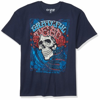 Liquid Blue Grateful Dead Bertha Ballroom Winterland San Fran T-Shirt