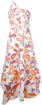 Peter Pilotto floral shift dress