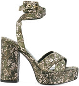 Ash Nirvana platform sandals