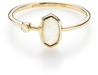 Kendra Scott Chastain Ring in 14k Gold