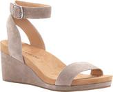 Lucky Brand Women's Karston Ankle Strap Wedge Sandal