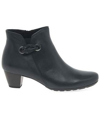 Gabor Keegan Wider Fit Ankle Boots