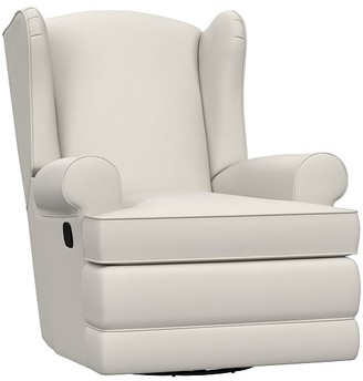 Pottery Barn Kids Wingback Swivel Glider & Recliner