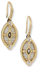 Armenta Old World 18k Mosaic Drop Earrings