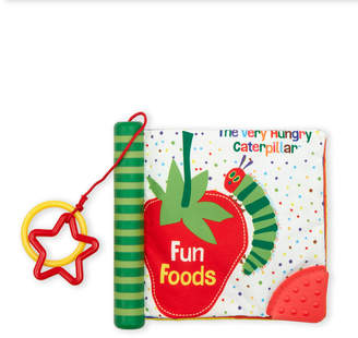 Baby Essentials The World Of Eric Carle The Very Hungry Caterpillar Soft Teether Book