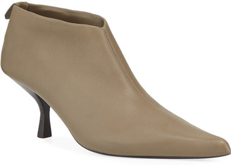 The Row Bourgeoisie Napa Stretch Booties