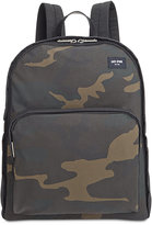 Jack Spade Men's Waxed Cotton Camo Backpack
