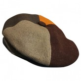 Kangol Brown Wool Hats & pull on hats