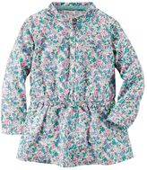Carter's Baby Girl Printed Tunic