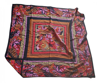 Missoni Multicolour Silk Scarves