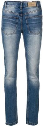 A.F.Vandevorst High-Waist Skinny Jeans