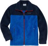 Columbia Flattop Ridge Long-Sleeve Full-Zip Fleece Jacket - Boys 8-20