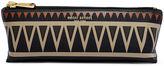Henri Bendel West 57th Geo Tribal Small Cosmetic Case