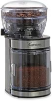 Capresso Ceramic Burr Grinder with Stainless Steel Housing