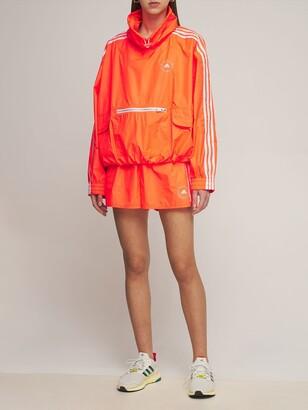 Stella McCartney Tech Nylon Mini Shorts