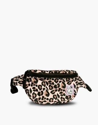 Madewell LOLA Jane Moonbeam Bum Bag in Leopard Print